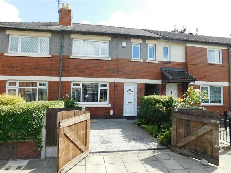 3 Bedrooms Property for sale in Walnut Tree Road, Cheadle Heath, Stockport