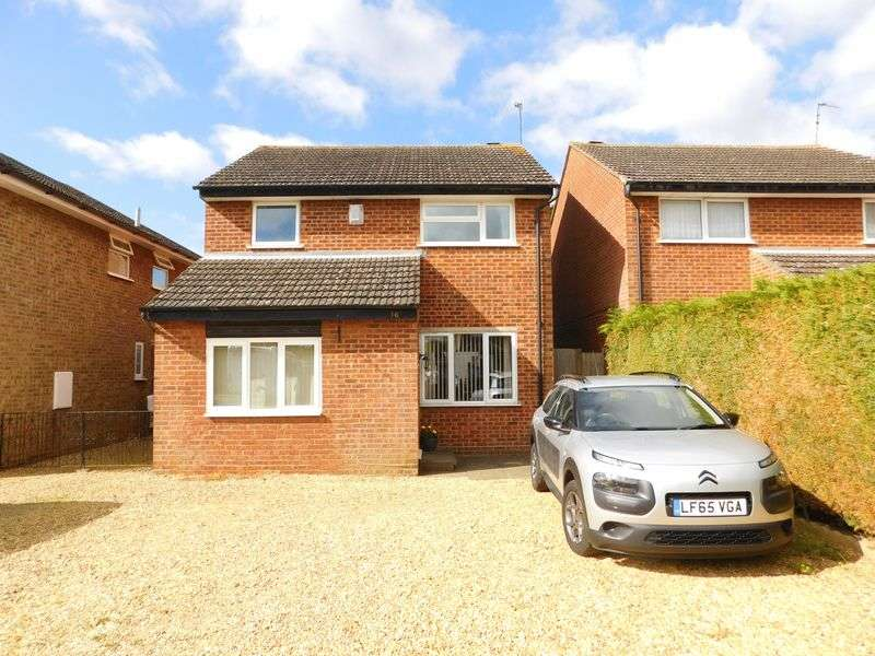 3 Bedrooms Detached House for sale in Ascendale, Deeping St James