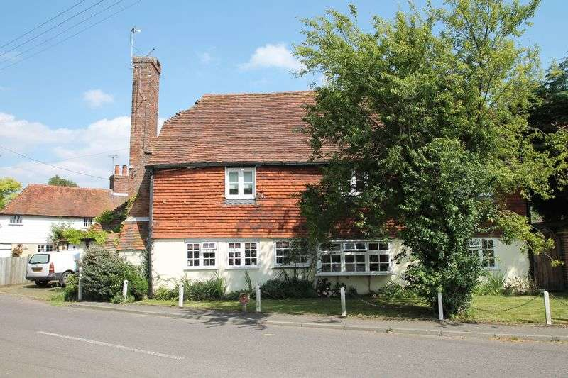 4 Bedrooms Detached House for sale in Chidley Cross Road, East Peckham