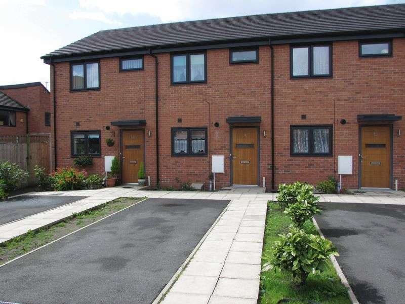 2 Bedrooms Mews House for sale in Primrose Court, Bury - Cul De Sac