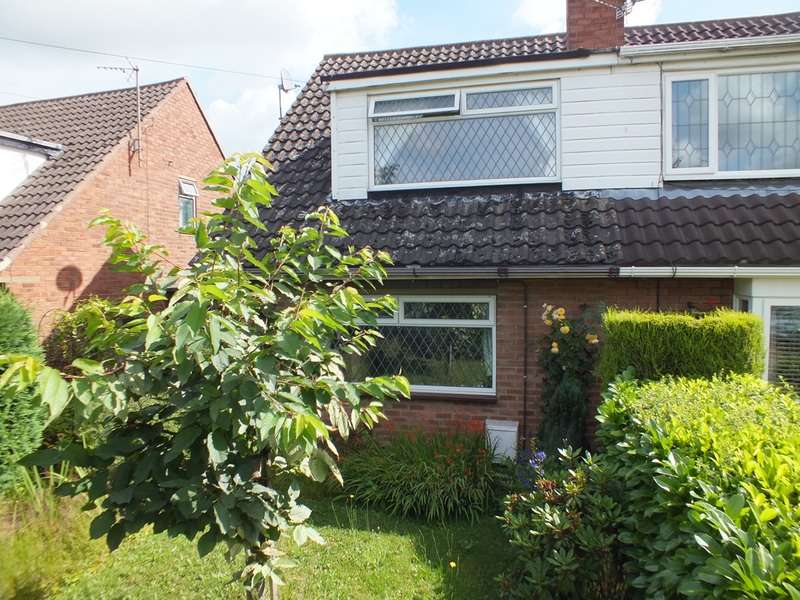 3 Bedrooms Semi Detached House for sale in Tamworth Road, Tamworth, Staffordshire, B78