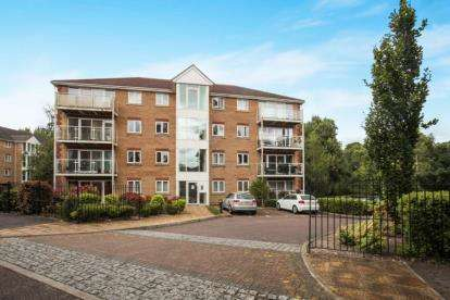 2 Bedrooms Flat for sale in Foxglove Way, Luton, Bedfordshire