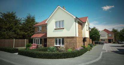3 Bedrooms Semi Detached House for sale in 100 Locks Road, Locks Heath
