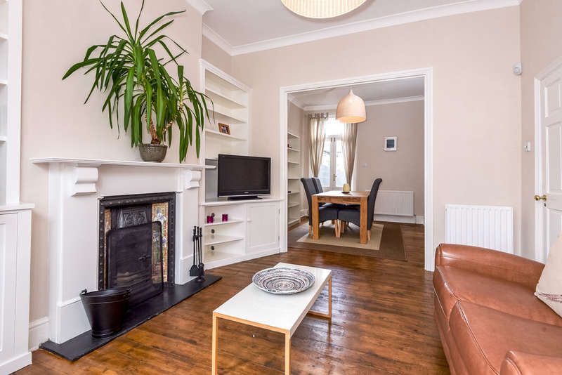 5 Bedrooms Terraced House for sale in Warham Road, Harringay