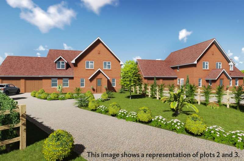 4 Bedrooms Detached House for sale in Colwell Bay, Isle of Wight