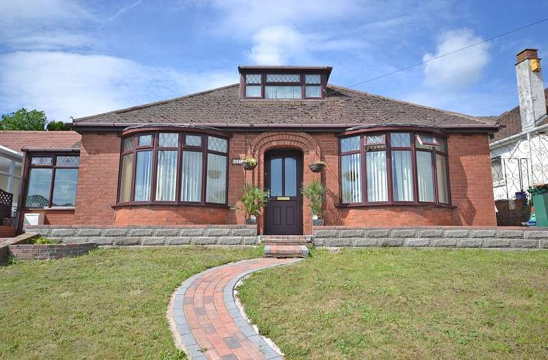 3 Bedrooms Bungalow for sale in Chepstow Road, Newport, Gwent. NP19 9BJ