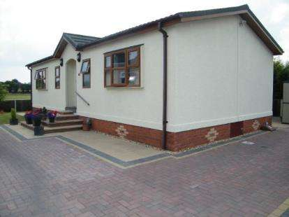 2 Bedrooms Mobile Home for sale in Castle Grange Park, Doxey, Stafford, Staffordshire