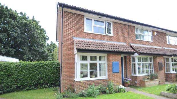 2 Bedrooms End Of Terrace House for sale in Kesteven Way, Wokingham, Berkshire