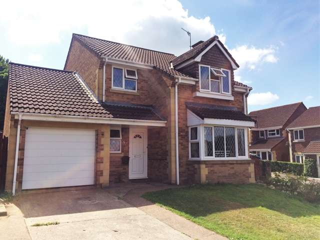 4 Bedrooms Detached House for sale in Hatcher Close, Honiton