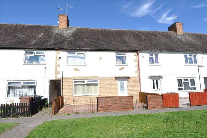 3 Bedrooms Terraced House for sale in New Hey Road, Woodchurch, Wirral