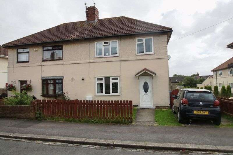 3 Bedrooms Semi Detached House for sale in South End, High Pittington