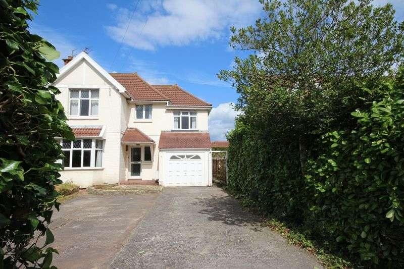 4 Bedrooms Semi Detached House for sale in Westbury Lane, BRISTOL