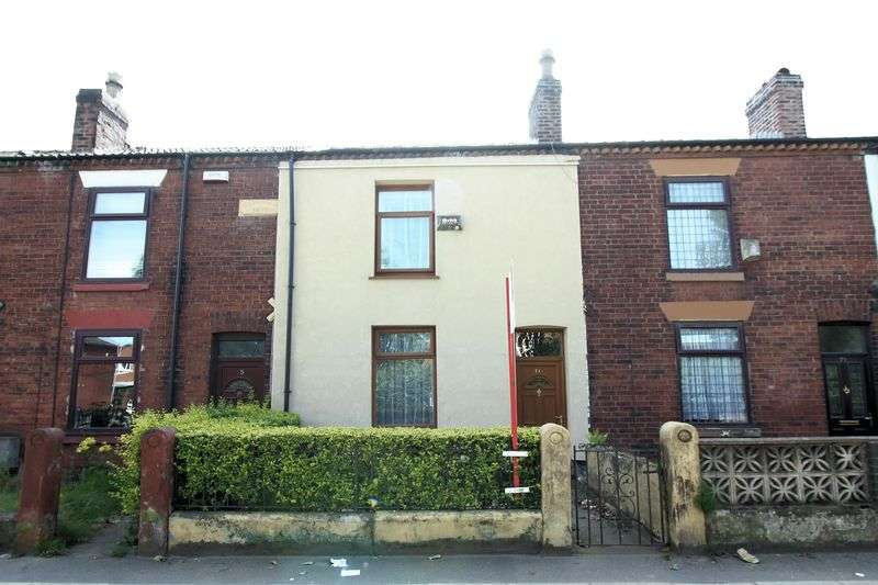 2 Bedrooms Terraced House for sale in Manchester Road, Walkden