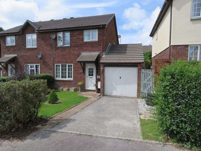 3 Bedrooms Semi Detached House for sale in Leap Park, Threemilestone
