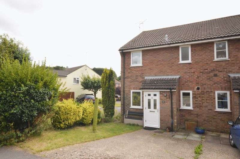 1 Bedroom Terraced House for sale in Ascot Close, Alton, Hampshire