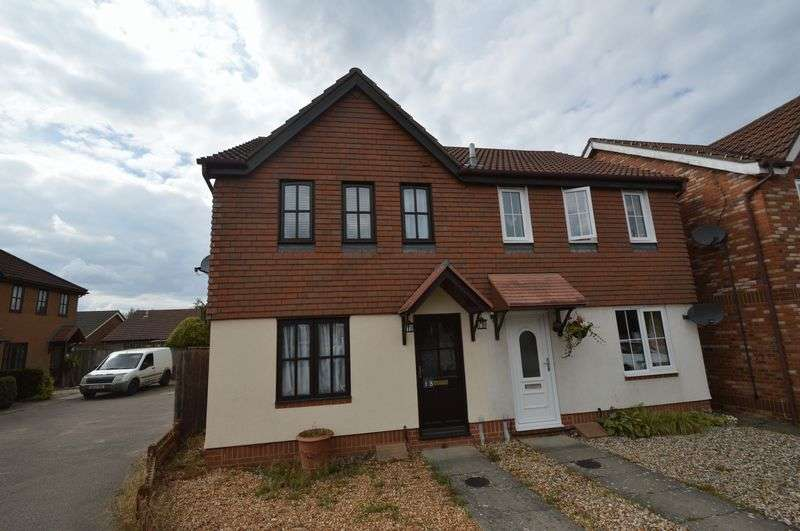 Semi Detached House for sale in Bill Todd Way, Norwich