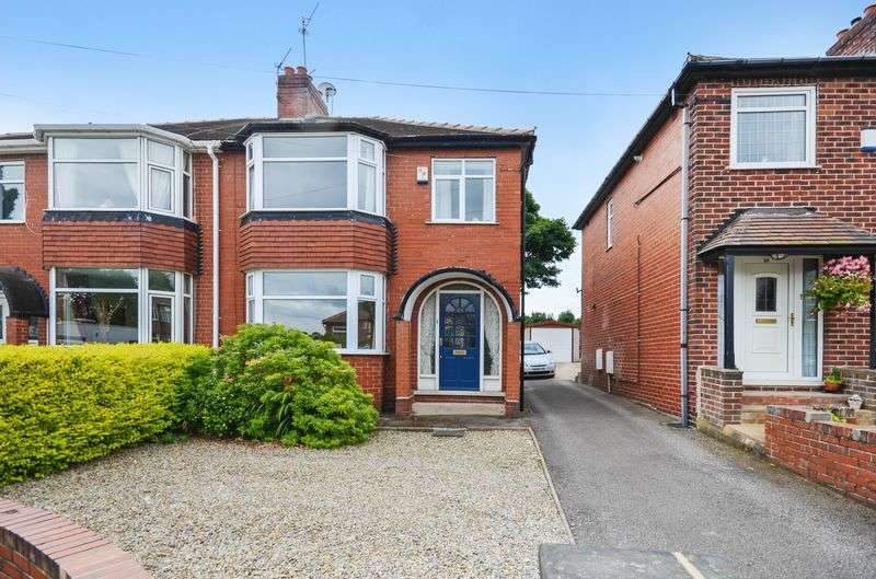 3 Bedrooms Semi Detached House for sale in Cockerham Avenue, Barnsley, S75