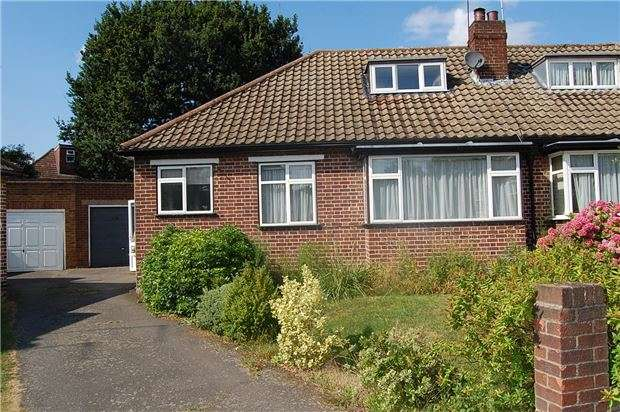 2 Bedrooms Detached House for sale in The Retreat, KINGSBURY, NW9 0QB