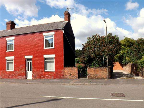 2 Bedrooms Semi Detached House for sale in Barton Street, Chesterfield