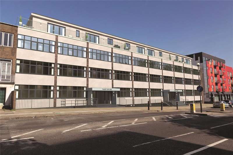 Flat for sale in Talbot Skyline, Imperial Drive, Harrow, Middlesex, HA2