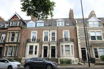 2 Bedrooms Flat for sale in Claremont Terrace, Spital Tongues, Newcastle Upon Tyne, NE2