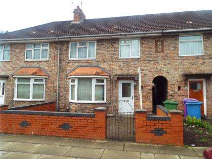 3 Bedrooms Terraced House for sale in Fairford Road, Liverpool, Merseyside, L14