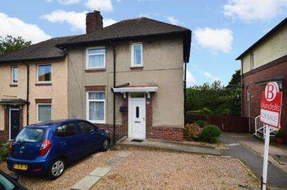 2 Bedrooms Semi Detached House for sale in Woolley Wood Road, Sheffield, South Yorkshire