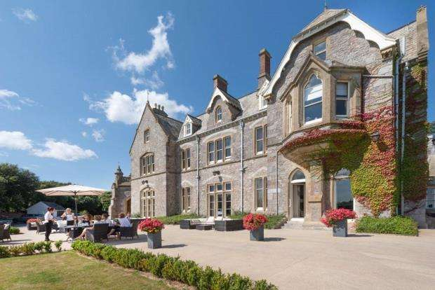 1 Bedroom Flat for sale in Lincombe Manor, Middle Lincombe Road, Torquay, Devon