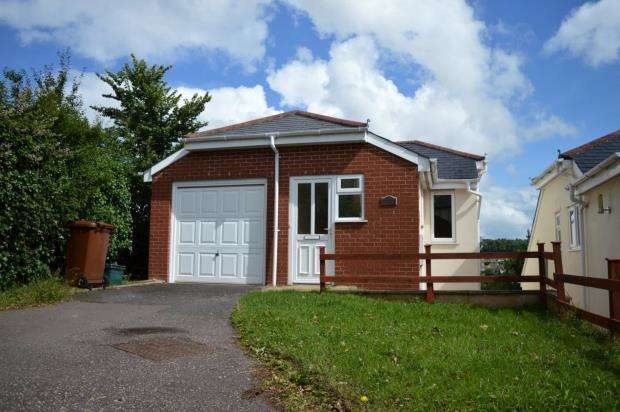 3 Bedrooms Detached House for sale in Brays Close, Barnfield, Crediton, Devon