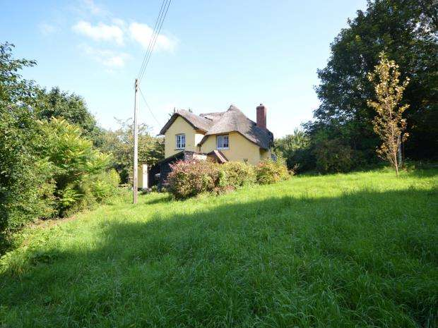 4 Bedrooms Detached House for sale in Beare, Broadclyst, Exeter, Devon