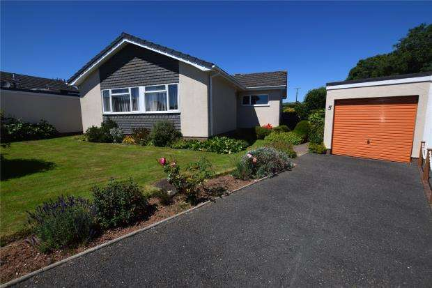 3 Bedrooms Detached Bungalow for sale in Orchard Way, Stoke Gabriel, Totnes, Devon