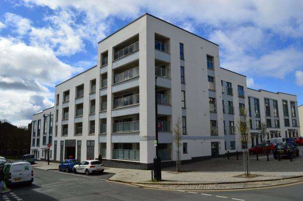 2 Bedrooms Flat for sale in Ker Street, Plymouth, Devon