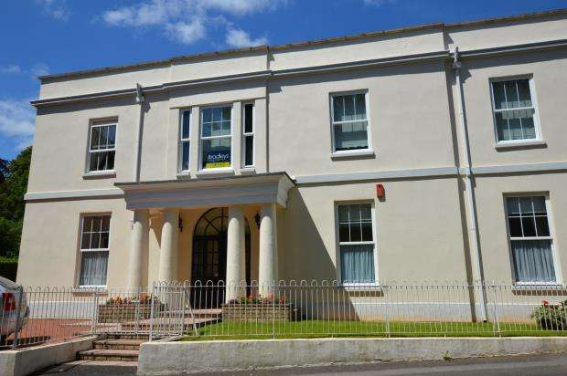 2 Bedrooms Flat for sale in Chaddlewood House, Chaddlewood, Plymouth, Devon