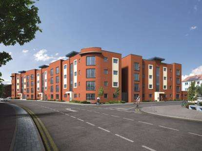 2 Bedrooms Flat for sale in Life, Off Bowling Green Lane, Bletchley, Milton Keynes