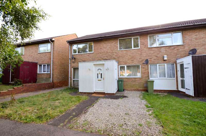 2 Bedrooms Maisonette Flat for sale in Stantonbury