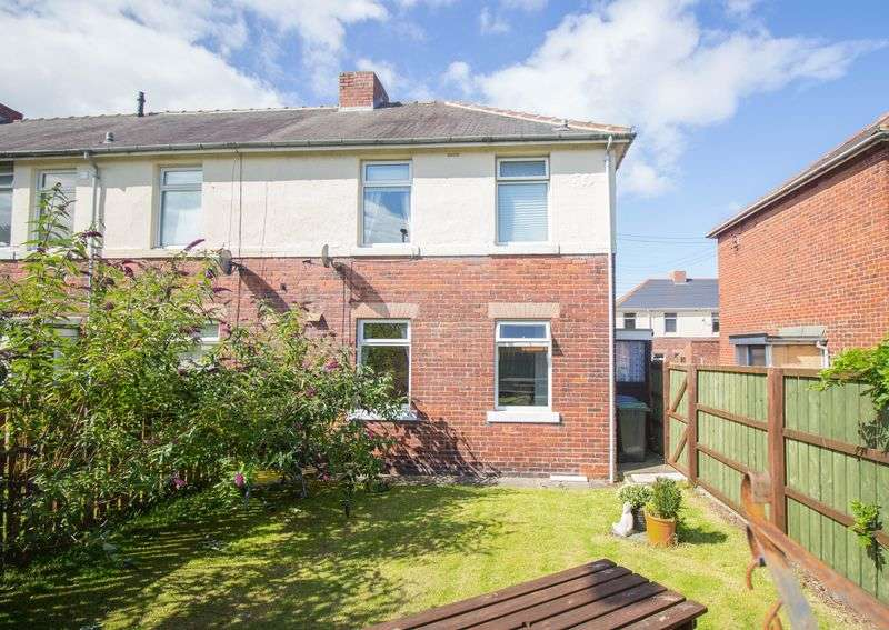2 Bedrooms Terraced House for sale in Pine Avenue, Burnopfield