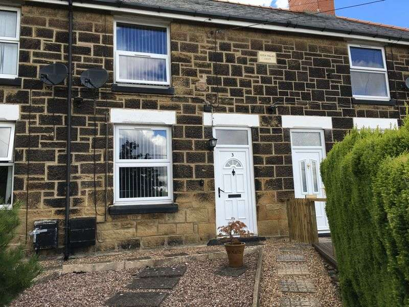 2 Bedrooms Terraced House for sale in Penygraig Road, Wrexham