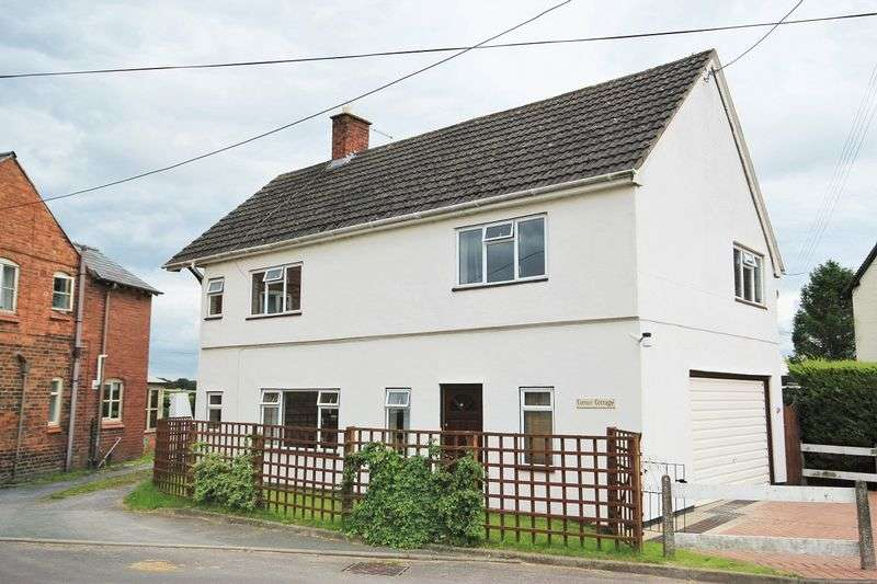 4 Bedrooms Detached House for sale in Well Street, Malpas