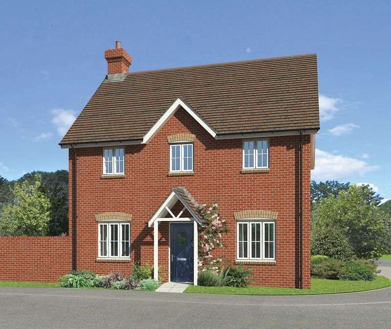 3 Bedrooms Detached House for sale in Plot 40 - The Fulbrook V1, Downsview Park