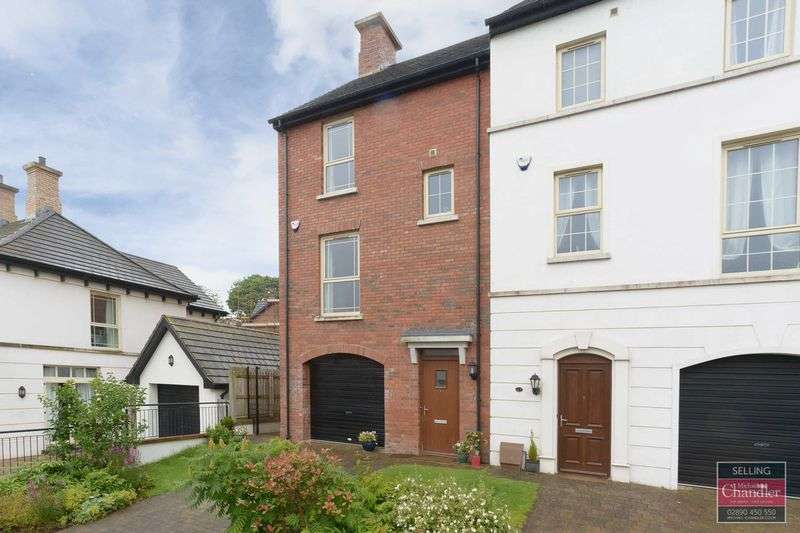 4 Bedrooms House for sale in 21 Bracken Hill Close, Belfast, BT8 6ZR