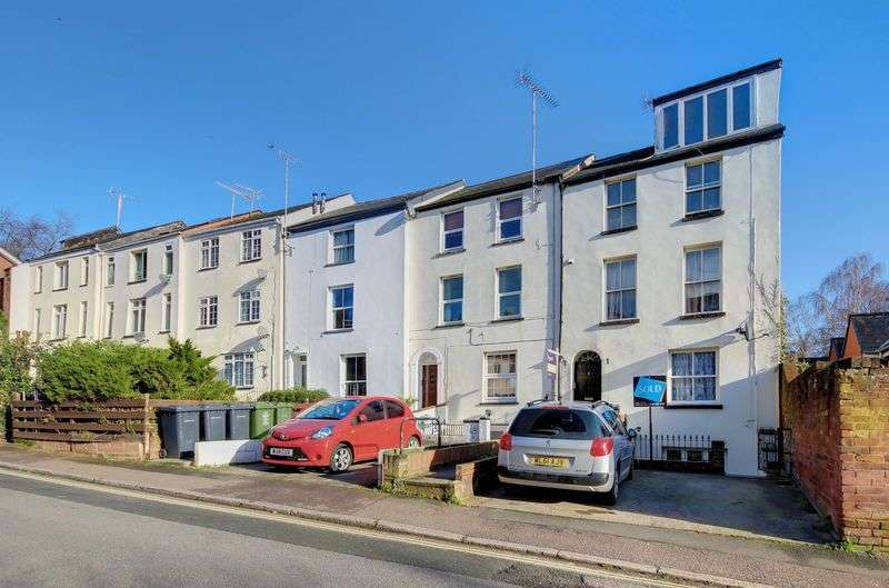 1 Bedroom Flat for sale in One Bed, Central Exeter
