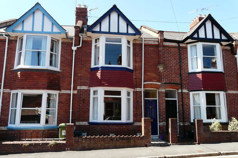 3 Bedrooms Terraced House for sale in St Leonards, Exeter
