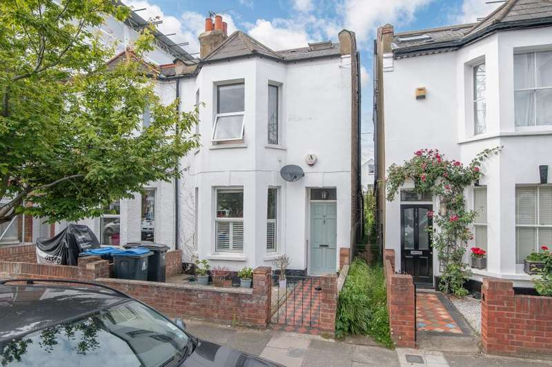 3 Bedrooms End Of Terrace House for sale in Canbury Park Road, Kingston upon Thames, KT2
