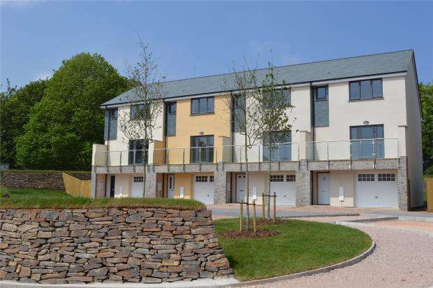 3 Bedrooms End Of Terrace House for sale in Tidal Reach, St Marys Hill, Brixham, Devon