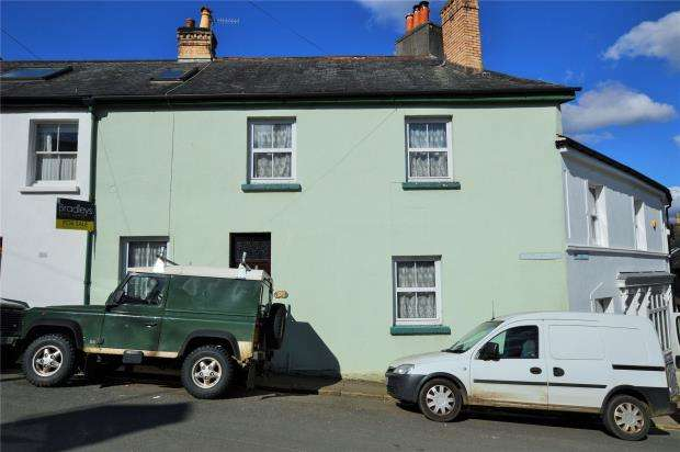 2 Bedrooms Terraced House for sale in Jordan Street, Buckfastleigh, Devon