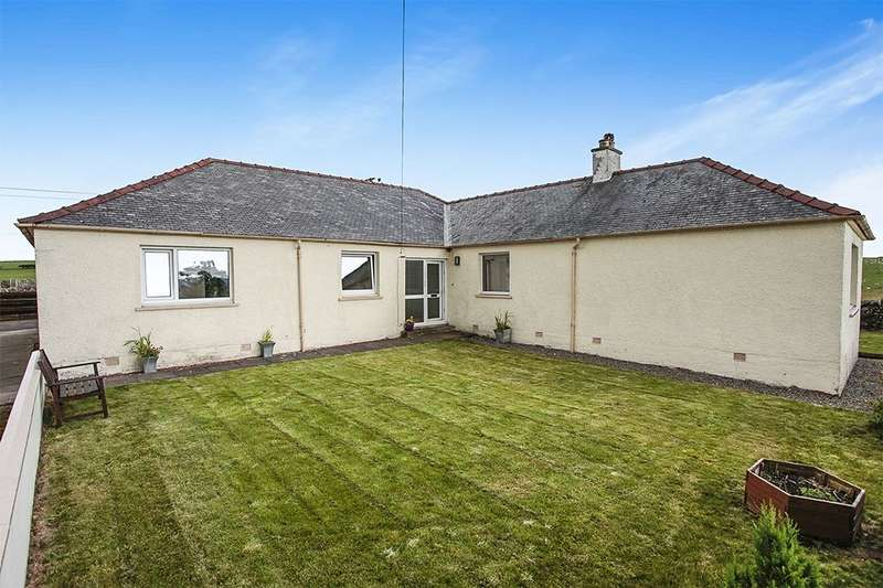 4 Bedrooms Detached Bungalow for sale in Hillview, Torthorwald, Dumfries, DG1