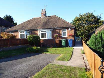 1 Bedroom Bungalow for sale in Bradbury Lane, Hednesford, Cannock, Staffordshire