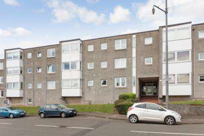 1 Bedroom Flat for sale in Ellisland Road, Glasgow, Lanarkshire