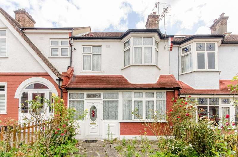 3 Bedrooms Terraced House for sale in Streatham Hill, Streatham Hill, SW16