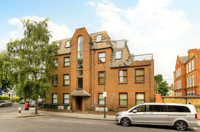 2 Bedrooms Flat for sale in Bolingbroke Road, Brook Green, W14